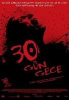 30 Gün Gece Türkçe Dublaj izle – Full HD Vampir Filmleri (2007)
