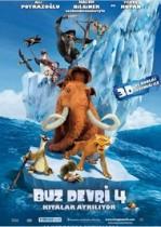 Buz Devri 4 – Ice Age 4 Türkçe Dublaj Full HD 720p izle
