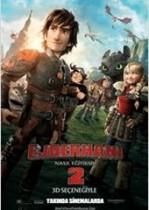 Ejderhanı Nasıl Eğitirsin 2 Türkçe Dublaj Full HD izle (2014)