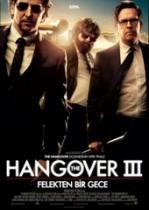 Felekten Bir Gece 3 – Hangover 3 Türkçe Dublaj Full HD izle
