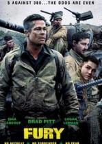 Fury Türkçe Dublaj izle – Full HD Tek Parça Brad Pitt Filmleri