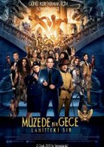 Müzede Bir Gece 3 Türkçe Dublaj Full HD 720p izle (2015)