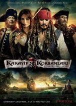 Karayip Korsanları 4 Gizemli Denizlerde izle 2011 Full HD