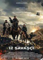 12 Savaşçı Full Tek Parça izle – 2018 Nicolai Fuglsig Savaş Filmleri