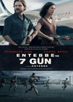 Entebbe'de 7 Gün Türkçe Dublaj izle – İsrail Askeri Filmleri
