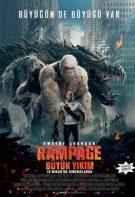 Rampage Büyük Yıkım 2018 Türkçe Dublaj – Maymun İnsan Savaşı izle