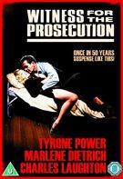 Witness for the Prosecution 1957 Türkçe Dublaj izle – Beklenmeyen Şahit Filmi