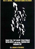 Judgment at Nuremberg 1961 Türkçe Dublaj izle – Tarihi Dram Filmleri