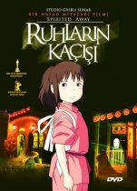 Ruhların Kaçışı 2001 Türkçe Dublaj izle – Japonya Animasyon Korku Filmleri