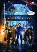 Müzede Bir Gece 2 2009 Türkçe Dublaj izle – Efsane Komedi Filmi Serileri