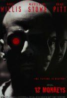 12 Maymun Tek Parça izle 1996 Amerikan Bilim Kurgu Filmleri