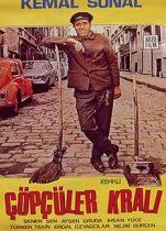 Çöpçüler Kralı 1977 Sansürsüz Full Hd izle Kemal Sunal Filmi