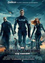 Kaptan Amerika Kış Askeri 2014 Türkçe Dublaj izle Kahraman Filmi