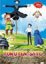Yürüyen Şato 2004 Full Hd izle Japonya Efsane Animasyon Filmi