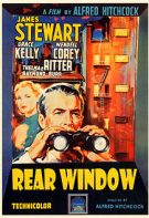 Arka Pencere Full Hd izle 1954 Amerika Gerilim Efsane Film
