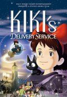 1989 Küçük Cadı Kiki Türkçe Dublaj izle Japonya Anime Filmleri
