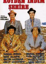 Köyden İndim Şehire 1974 Sansürsüz izle Kemal Sunal Filmi