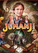Jumanji 1995 Yapımı Türkçe Dublaj izle Fantastik Ailesel Filmler