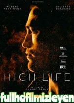 High Life korku filmi tek parça izle Robert Pattinson filmleri