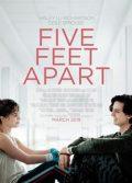 Five Feet Apart 2019 Türkçe dublaj izle romantik dram filmi