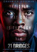 21 Bridges Türkçe dublaj izle Amerika dram suç polisiye filmi