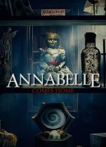 Annabelle 3 Comes Home 2019 Türkçe dublaj izle ABD filmi