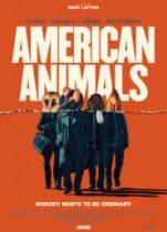 American Animals 2019 Türkçe dublaj izle gerilim filmi