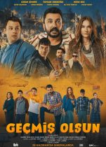 Geçmiş Olsun 2019 sansürsüz izle yerli efsane komedi filmi