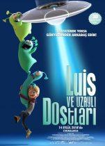 Luis ve Uzaylı Dostları 2019 Türkçe dublaj izle