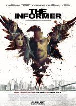 The Informer 2019 Türkçe dublaj ABD çete filmleri izle
