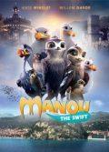 Manou the Swift 2019 Türkçe dublaj izle Alman anime filmi