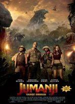 Jumanji 2 Vahşi Orman full hd izle efsane film serisi 2018