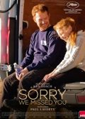 Sorry We Missed You 2019 full hd izle Avrupai dram filmi
