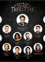 The Voyage of Doctor Dolittle 2020 aile filmi Türkçe dublaj izle