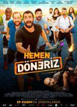 Hemen Döneriz 2019 tek parça sansürsüz izle Ayhan Taş filmi